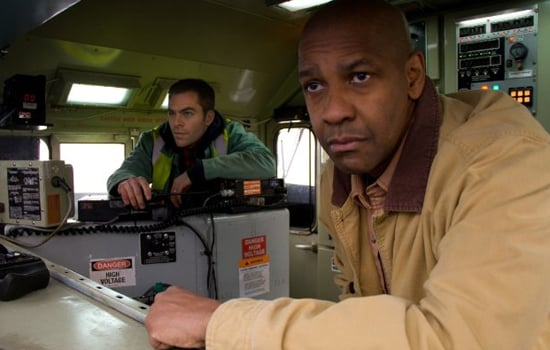 Movie Review of Unstoppable, Starring Denzel Washington, Chris Pine, and Rosario Dawson