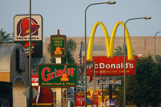 US Burgers Will Kill You?