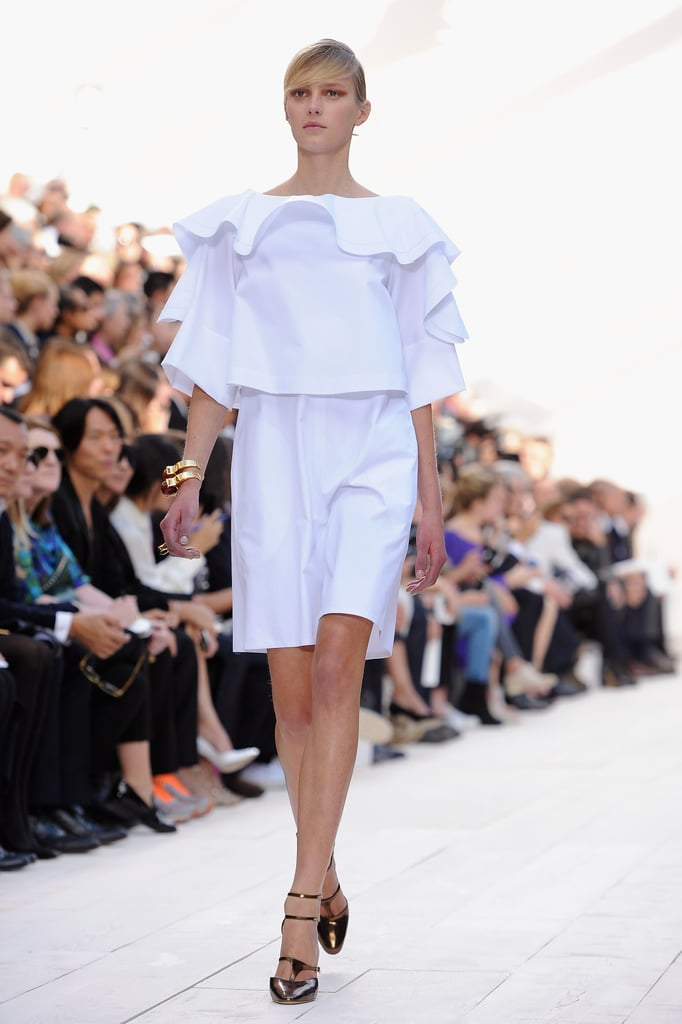 2013 Spring Paris Fashion Week: Chloé