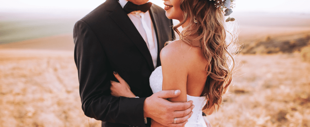 This Adorable Couple Took Their Love to New Heights With This Elegant Mountain Wedding