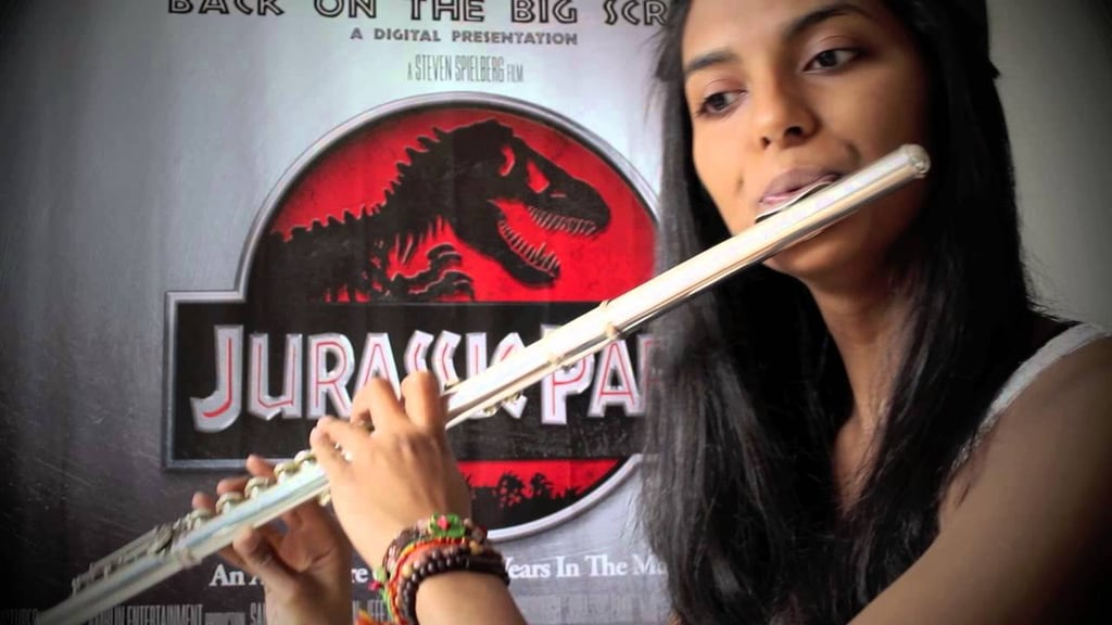 Jurassic Park Flute