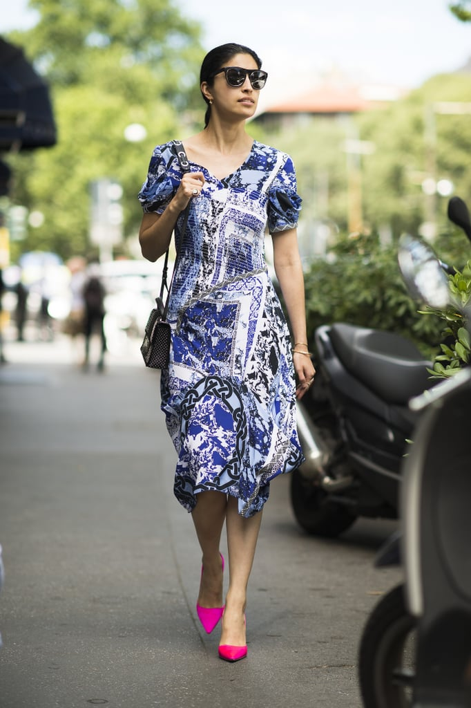 We're eyeing Caroline Issa's easy ladylike look for our own Summer style repertoire.  Source: Le 21ème | Adam Katz Sinding