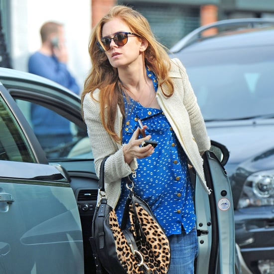 Isla Fisher Baby Bump Pictures   2014