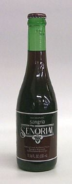 Happy Hour: Sangria Soda