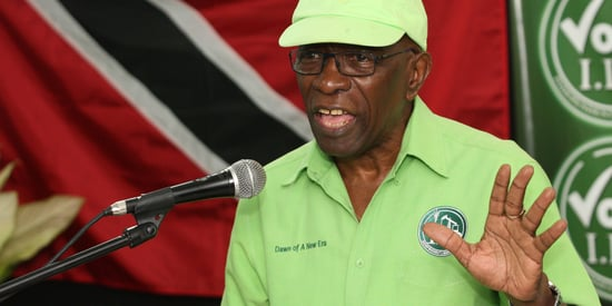 Jack Warner Investigated For Missing Haiti Earthquake Funds