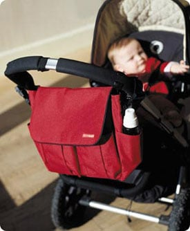 Lil Mark: Your Favorite Diaper Bags