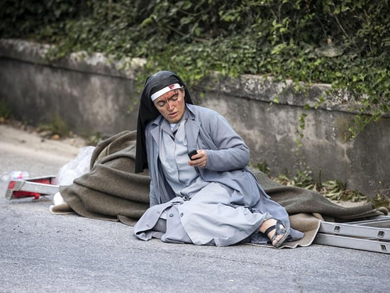 'I Started Losing All Hope I Would Be Saved': Italian Nun Explains the Story Behind Her Iconic Earthquake Photo