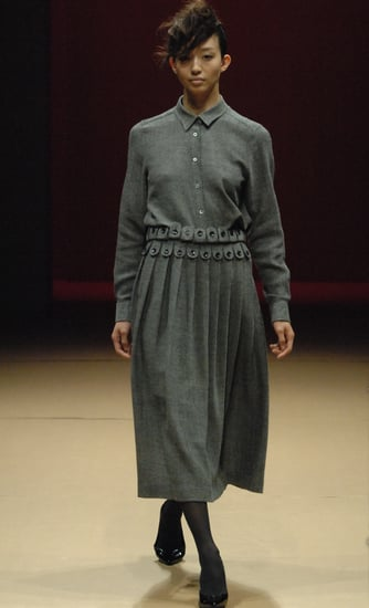 Japan Fashion Week: Hidenobu Yasui Fall 2009