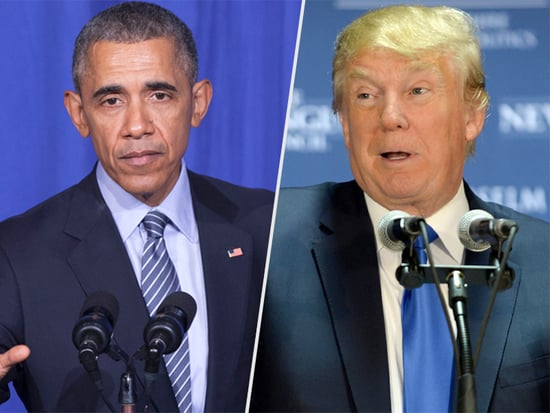 After Trump's Latest Insults (Romney 'Walks Like a Penguin'), Obama Says World Leaders Are 'Rattled' by GOP Candidate