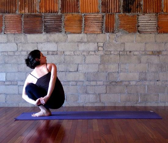 Strike a Yoga Pose: Noose