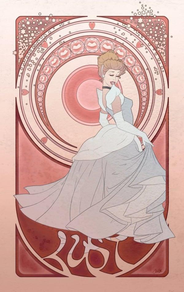 Seven Deadly Sins Cinderella