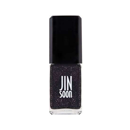 Jin Soon Obsidian ($18) is a black-based polish with flecks of glitter for a sparkling effect. Plus, it's part of the celebrity manicurist's collaboration with Tibi for Fall.