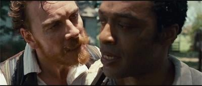 Michael Fassbender, 12 Years a Slave