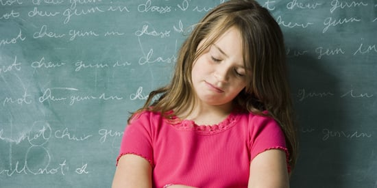 Child Already Dislikes New Teacher!