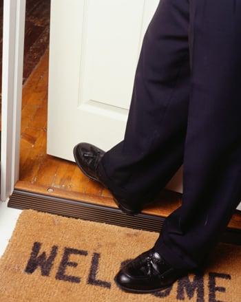 Casa Quickie: Dual Doormats