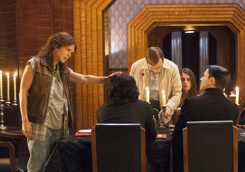 Rabe as Aileen Wuornos in Hotel