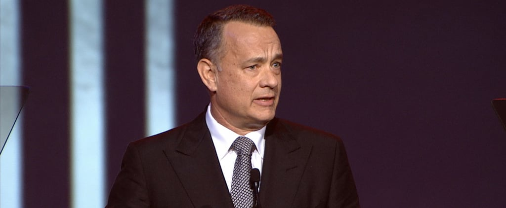 "Ahem! Tom Hanks Compliments Julia Roberts on Her ""Nice Pair"" of What?"