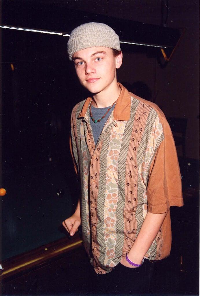 Leonardo DiCaprio, 1989