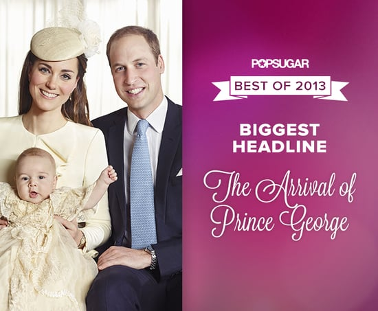 Biggest Celebrity Headline of 2013