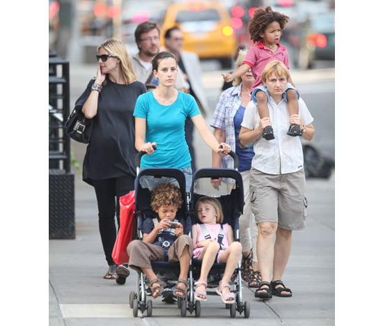 The Klum-Samuel Family