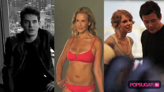 John Mayer Performing With Jay-Z, Chelsea Handler in a Bikini, and Glee Madonna Episode Preview
