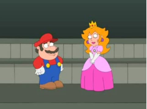 What Really Happened When Mario Met Princess Peach