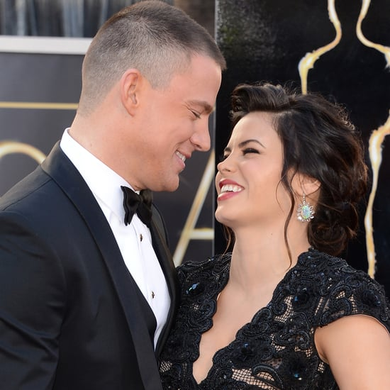 Jenna Dewan and Channing Tatum Anniversary Photos 2016