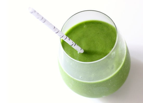 Avocado Aloe Spinach Smoothie