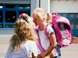The 21 Emotional Stages of Getting Kids Out the Door on the First Day of School