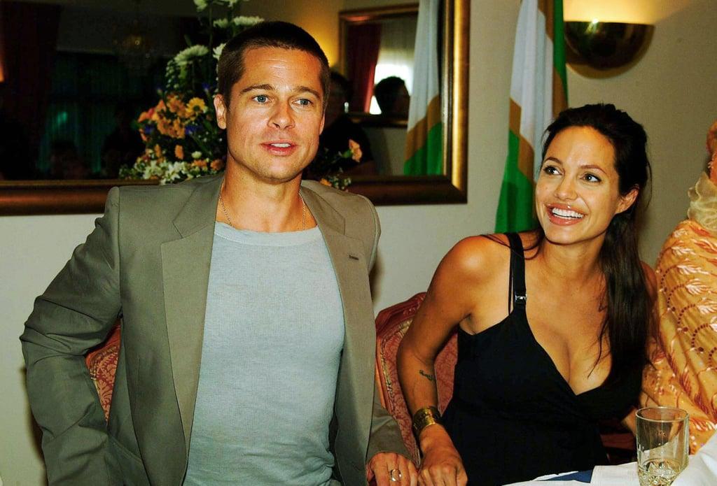 Angelina Jolie Had Just Given Birth to Shiloh Jolie-Pitt . . .