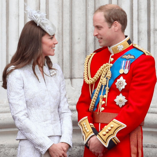 Prince William And Kate Middleton 2014 Trooping The Colour