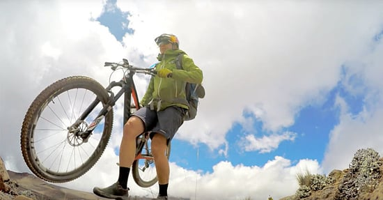 Watch This Insanely Brave Woman Tackle Mt. Kilimanjaro on a Mountain Bike