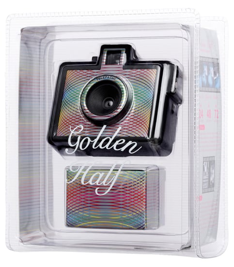 The Other Side of Photography: Golden Half 35mm Camera
