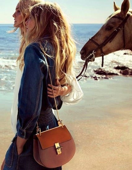 Must See: Chloe's Sun-Drenched S/S 2015 Campaign