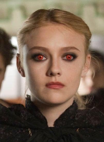 Twilight Halloween Makeup: Jane of the Volturi