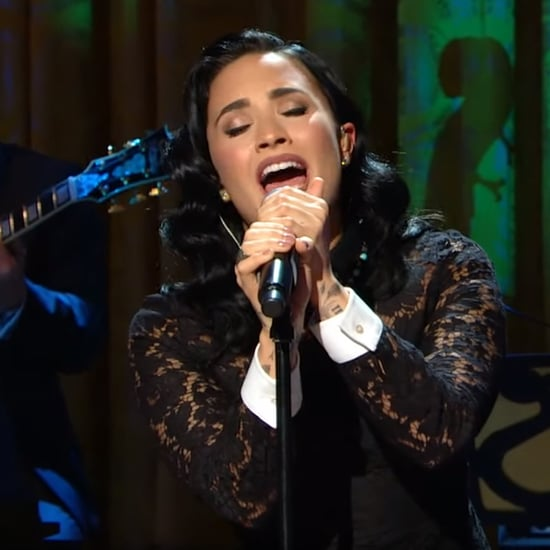 Demi Lovato's Ray Charles Performance at the White House
