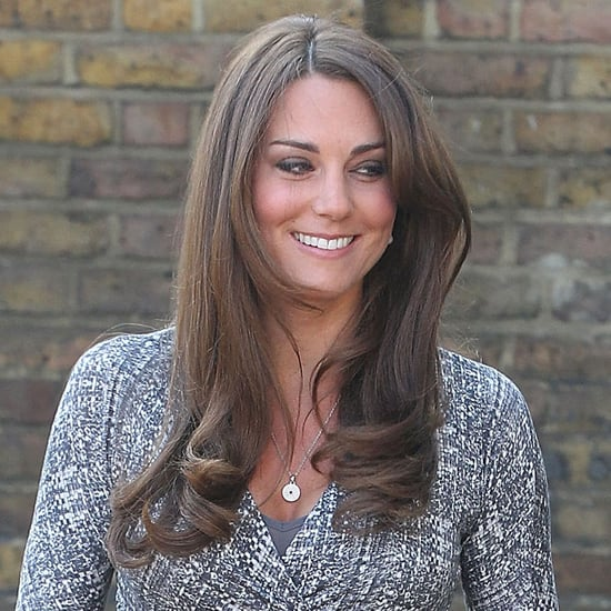 Pregnant Kate Middleton Visits Hope House   Pictures