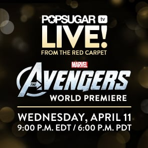 Watch The Avengers Red Carpet Live on PopSugar