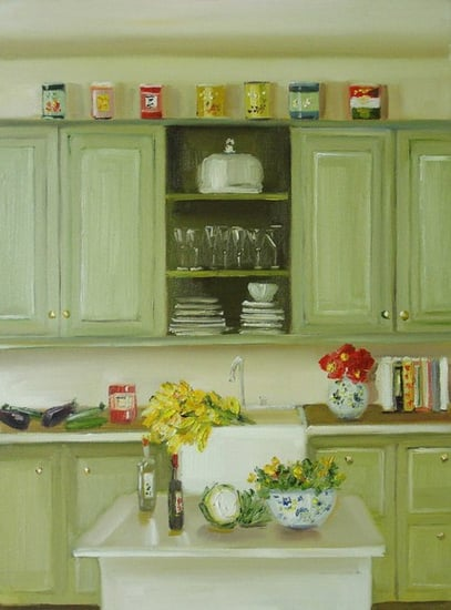 Etsy Find: Janet Hill Studios Paintings