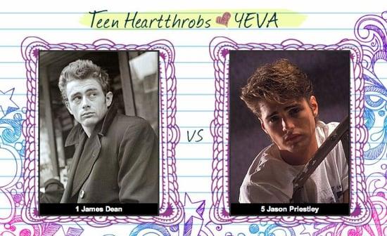 Vote in Round Three of Our Teen Heartthrob Bracket!