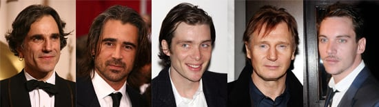 Who is Your Favourite Irish Actor?