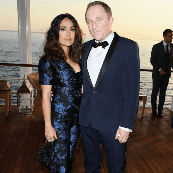 Salma Hayek's Style at Cannes Film Festival 2016