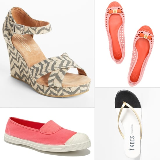 8 Maternity Must Haves For Your Summer Shoe Wardrobe