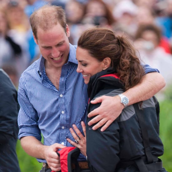 Duchess of Cambridge and Prince William Framable Pictures