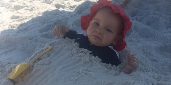 7 Harsh Realities Of Going On 'Vacation' With A Toddler
