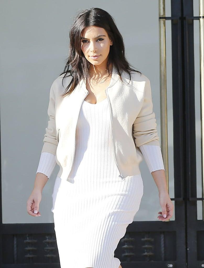 Kim Kardashian's Cut