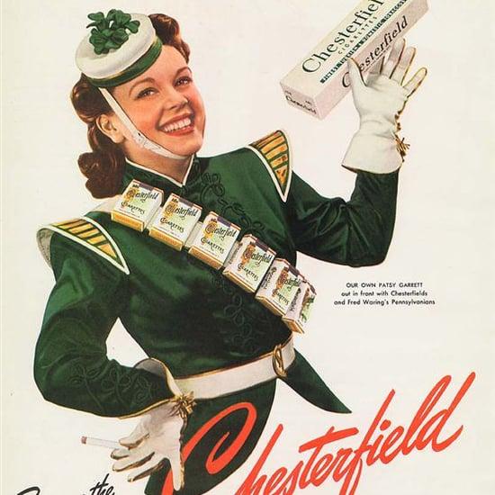 Vintage St. Patrick's Day Ads