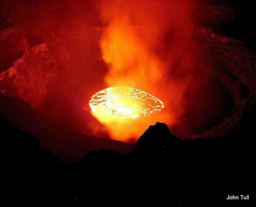Mount Nyiragongo, Democratic Republic of the Congo