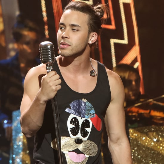 Prince Royce's Man Bun | Pictures