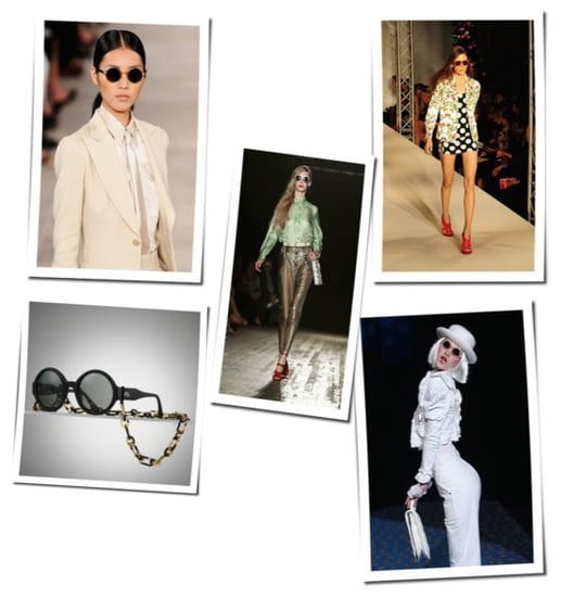 Spring 09 Trend Report: Round Sunglases